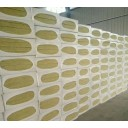 Exterior wall rockwool board